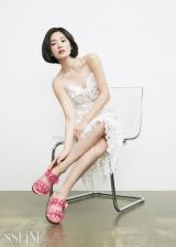 宋慧乔拍广告美腿吸睛 网友:再土的风格乔妹也能驾驭